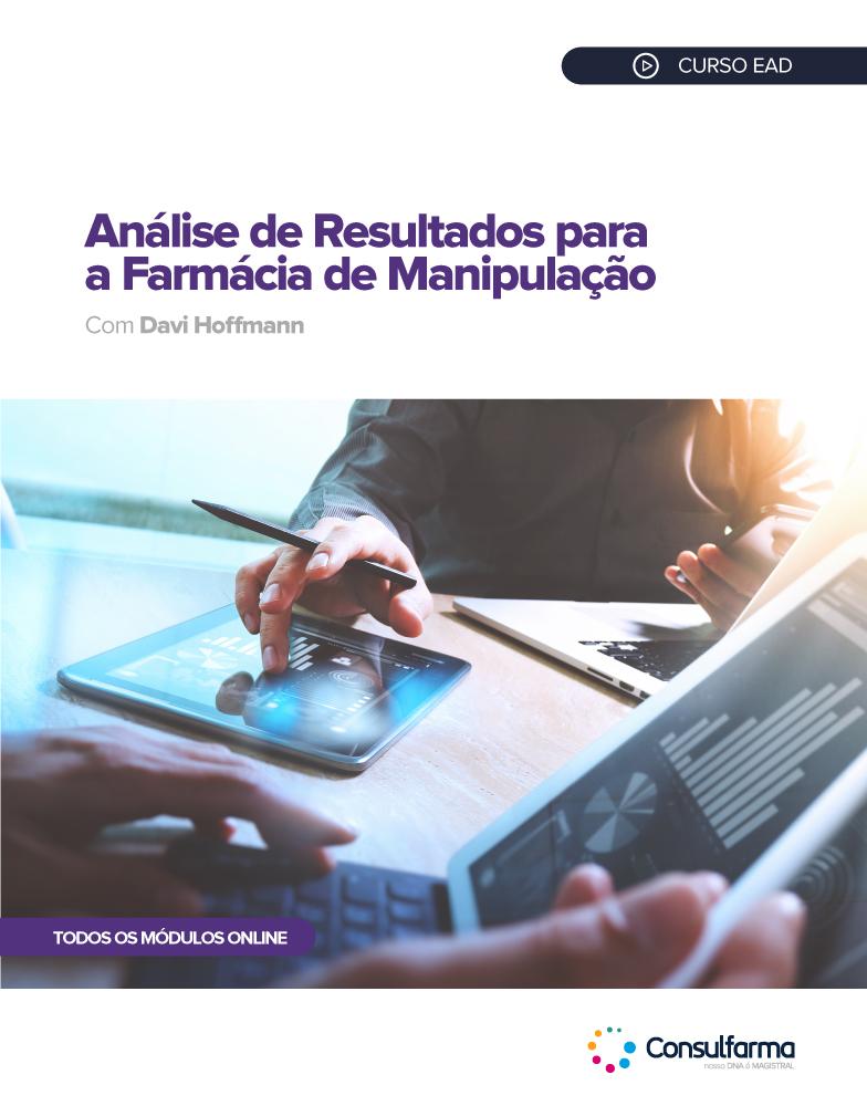 Análise de Resultados para a Farmácia de Manipulação