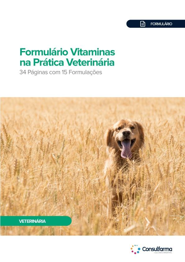 Vitaminas na Prática Veterinária