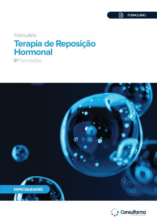Formulário Terapia de Reposição Hormonal Bioidêntica – 2ª Edição