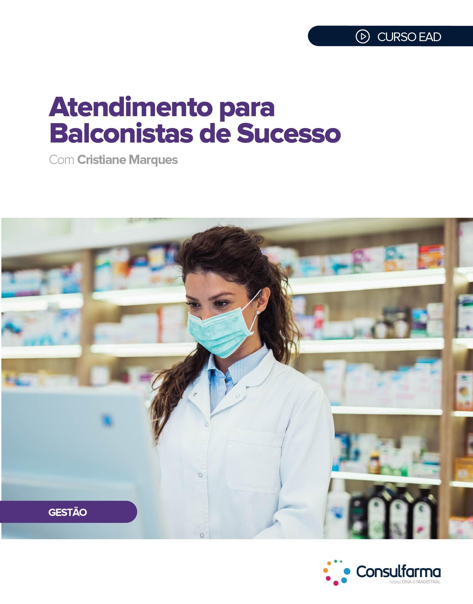 ATENDIMENTO PARA BALCONISTAS DE SUCESSO 2.0